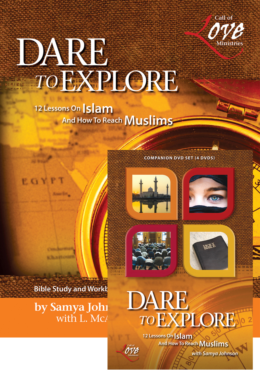 Dare to Explore Workbook & DVD Package